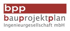 Logo der bauprojektplan GmbH